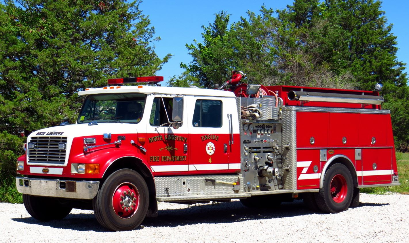 North Kingstown Engine 4